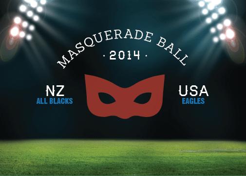 CARFU Masquerade Ball