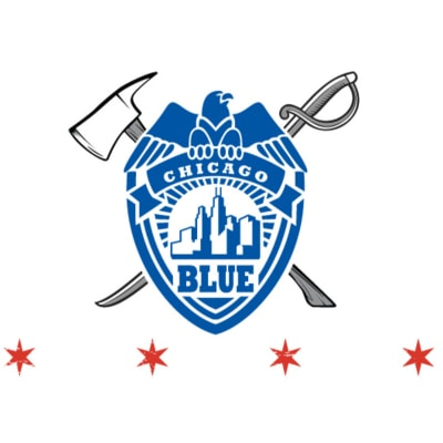 Chicago Blue Logo