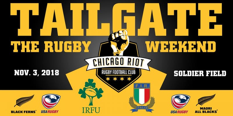 Chicago Riot Tailgate - The Rugby Weekend-min